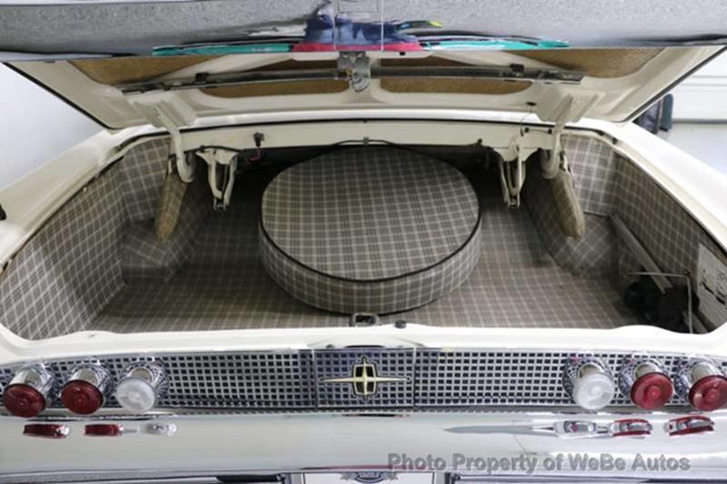 1958 Lincoln Continental 72