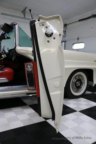 1958 Lincoln Continental 62