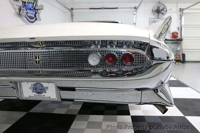 1958 Lincoln Continental 56