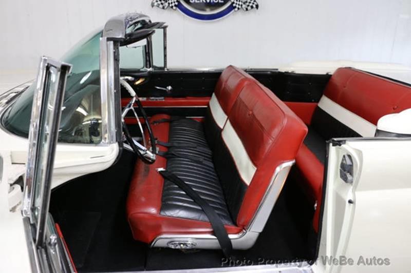 1958 Lincoln Continental 16