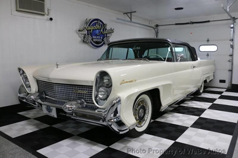 1958 Lincoln Continental 3