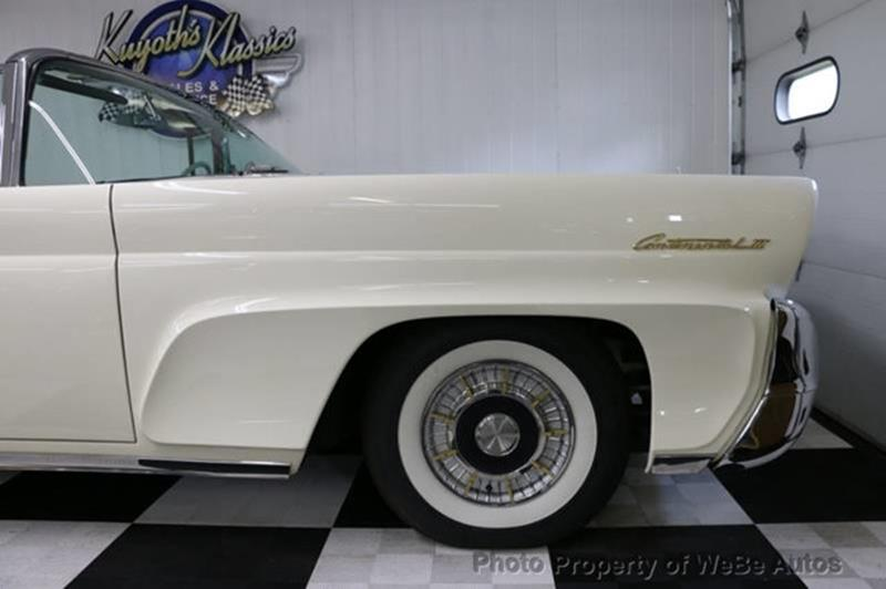 1958 Lincoln Continental 63