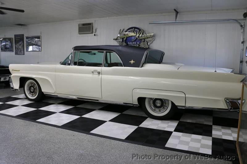 1958 Lincoln Continental 6
