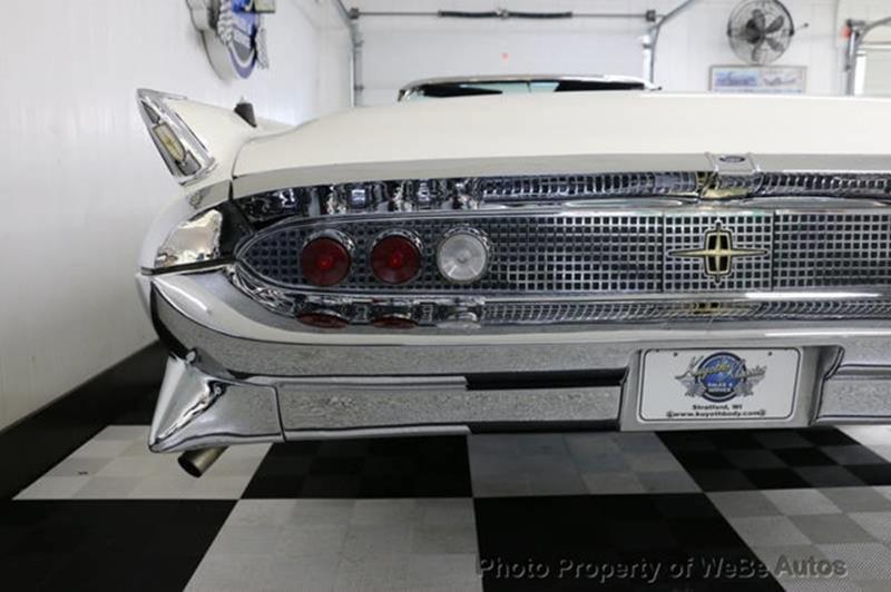 1958 Lincoln Continental 55