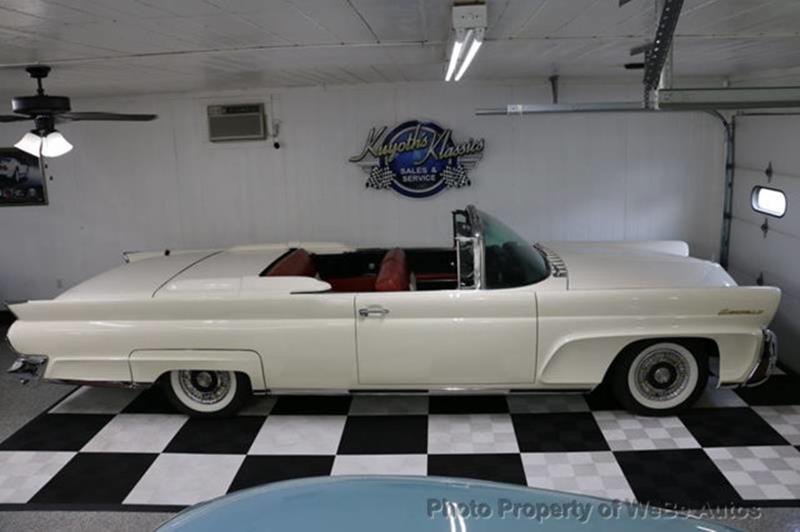 1958 Lincoln Continental 51