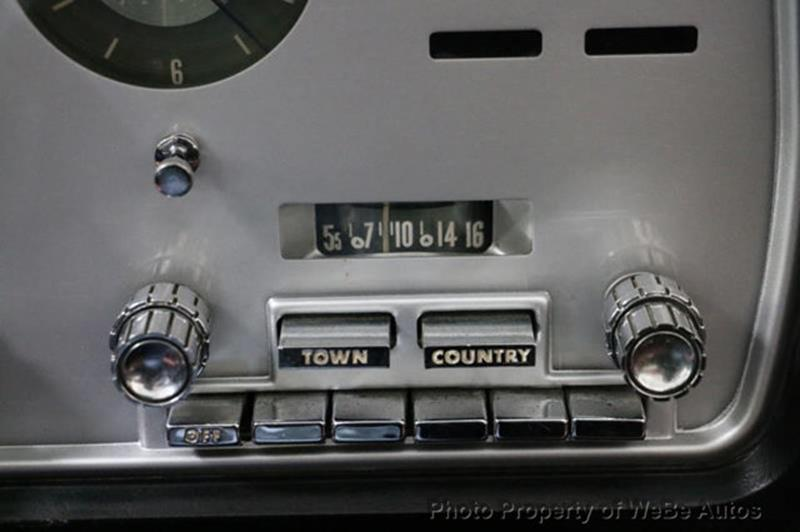1958 Lincoln Continental 28