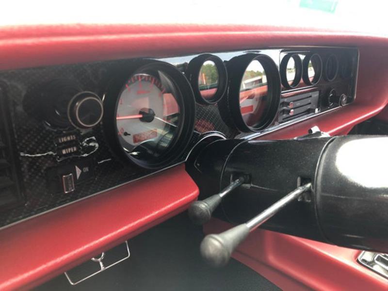 1973 Pontiac Firebird 51