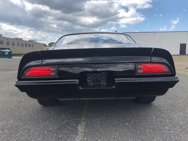 1973 Pontiac Firebird 21