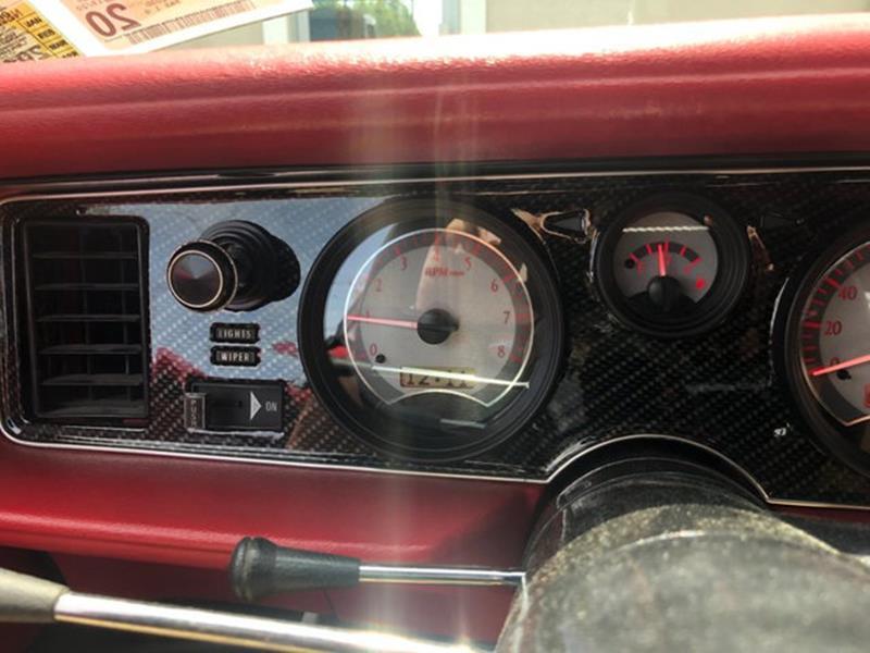 1973 Pontiac Firebird 63