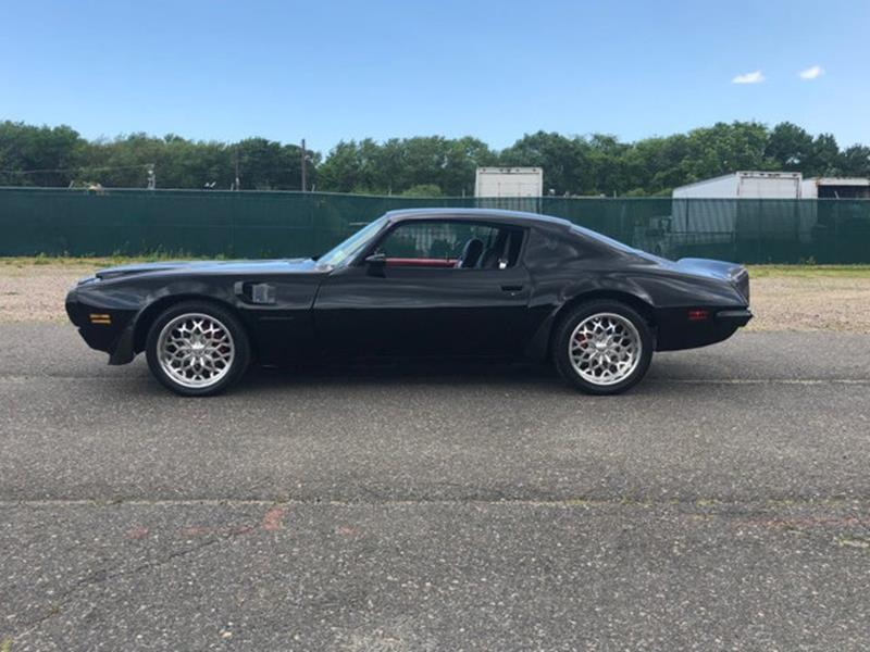 1973 Pontiac Firebird 26