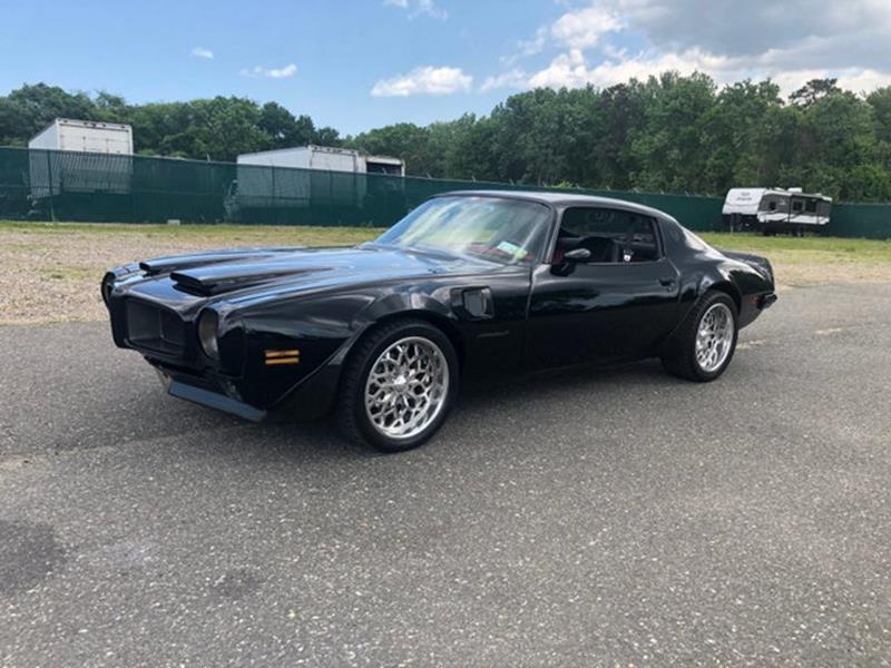 1973 Pontiac Firebird 6