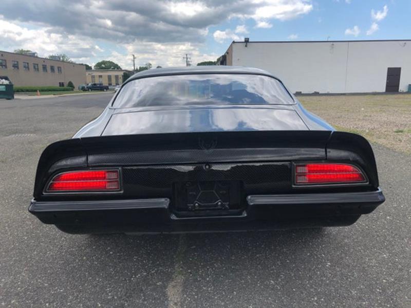 1973 Pontiac Firebird 22