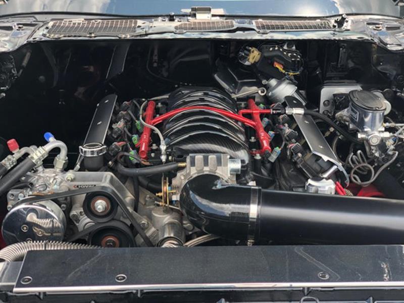 1973 Pontiac Firebird 74