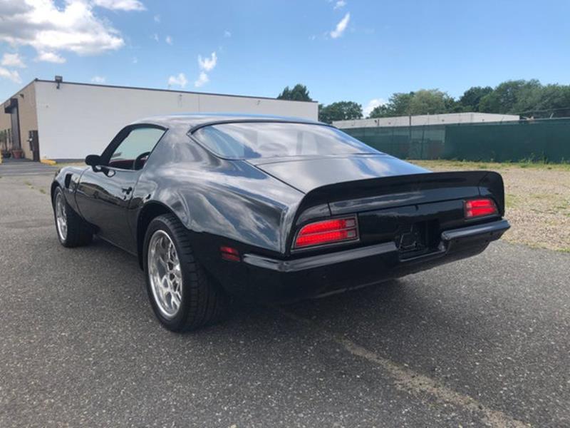 1973 Pontiac Firebird 23