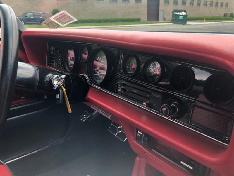 1973 Pontiac Firebird 49