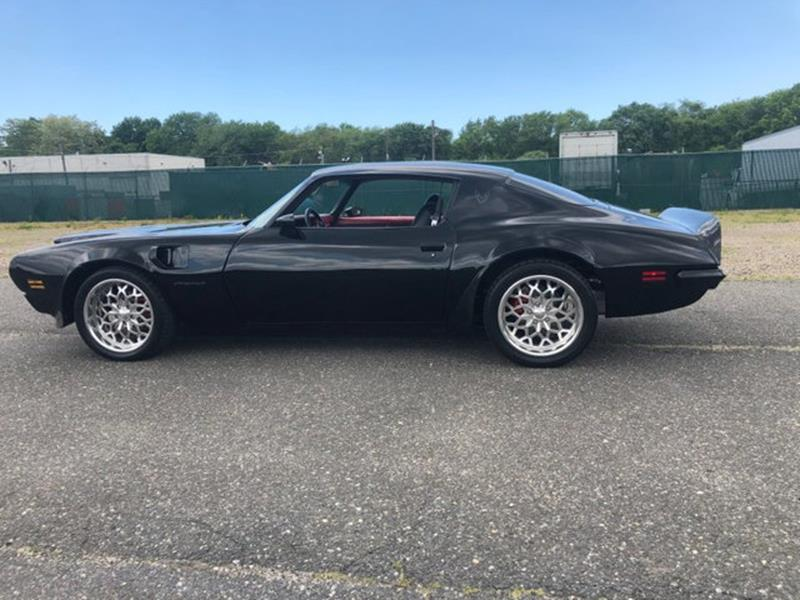 1973 Pontiac Firebird 25
