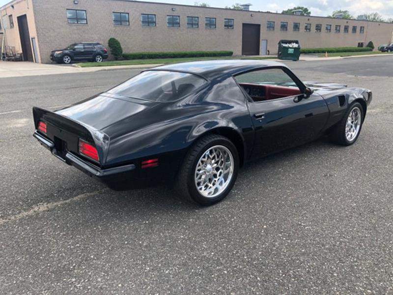 1973 Pontiac Firebird 17