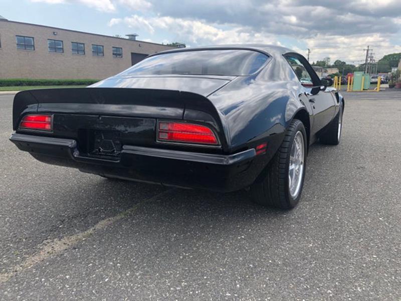 1973 Pontiac Firebird 20