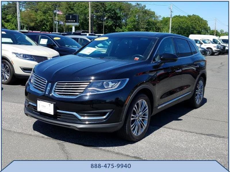 2016 Lincoln MKX 1