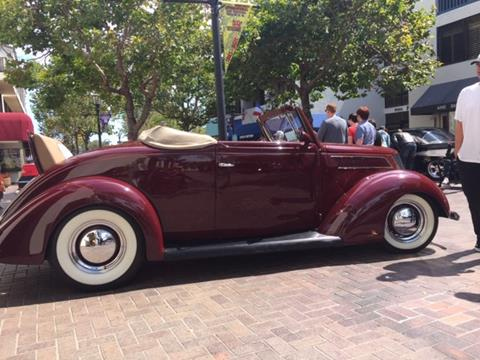 1937 Ford Cabriolet  for sale in Calverton, NY