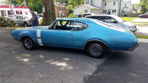 1968 Oldsmobile 442 for sale in Calverton, NY