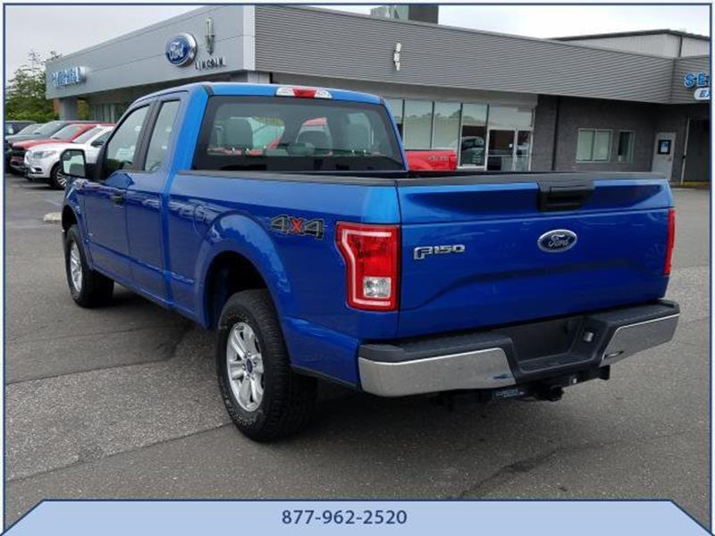 2016 Ford F-150 3