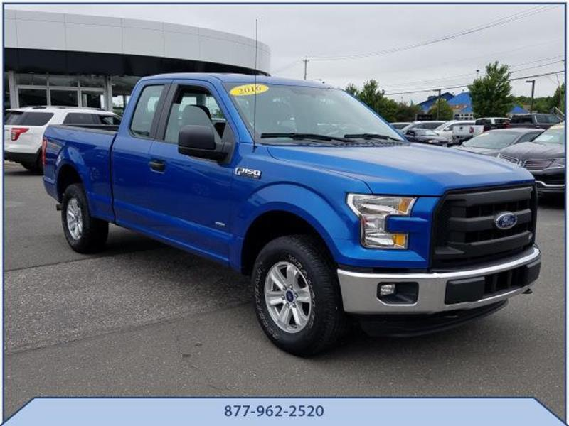 2016 Ford F-150 5