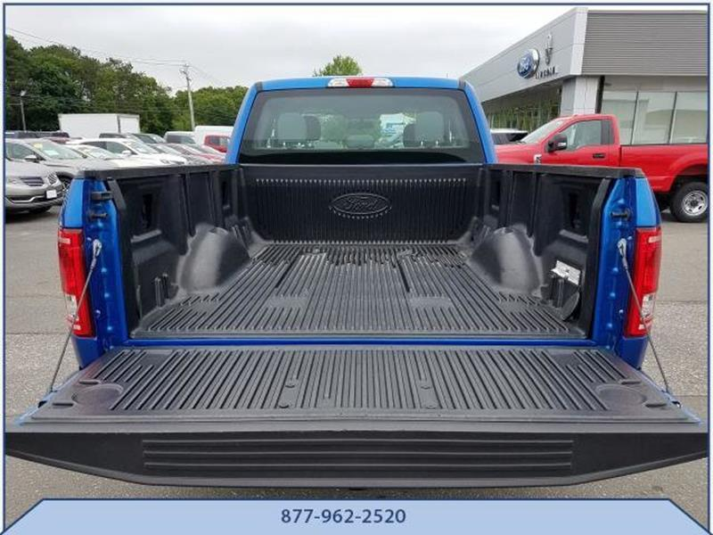 2016 Ford F-150 7