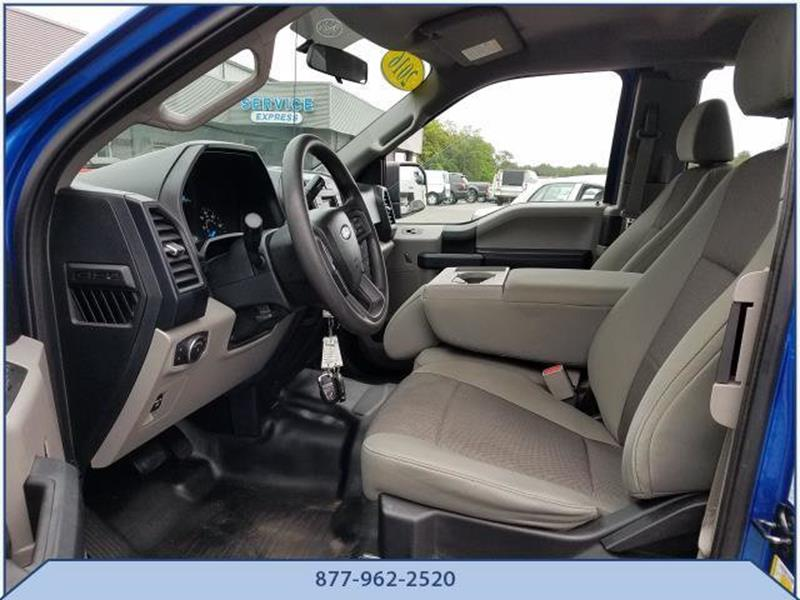 2016 Ford F-150 8
