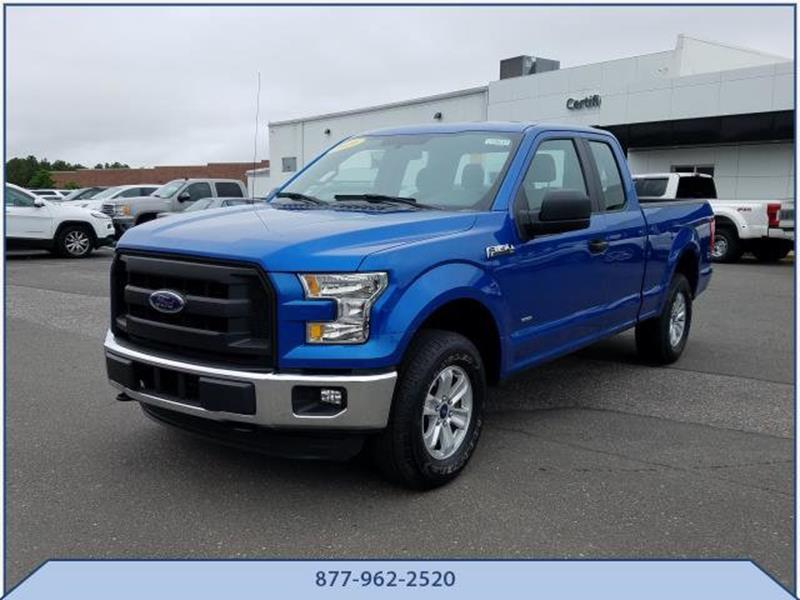 2016 Ford F-150 1