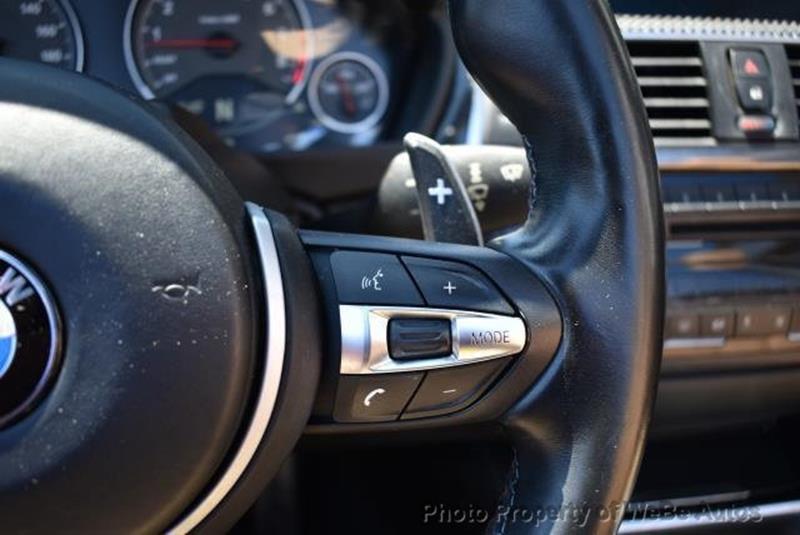 2016 BMW M4 4