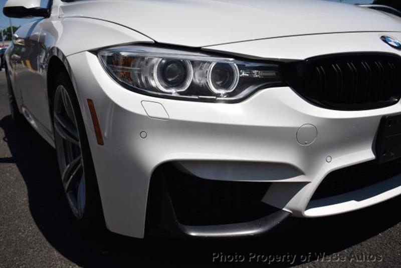 2016 BMW M4 18