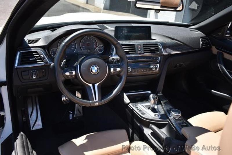 2016 BMW M4 22