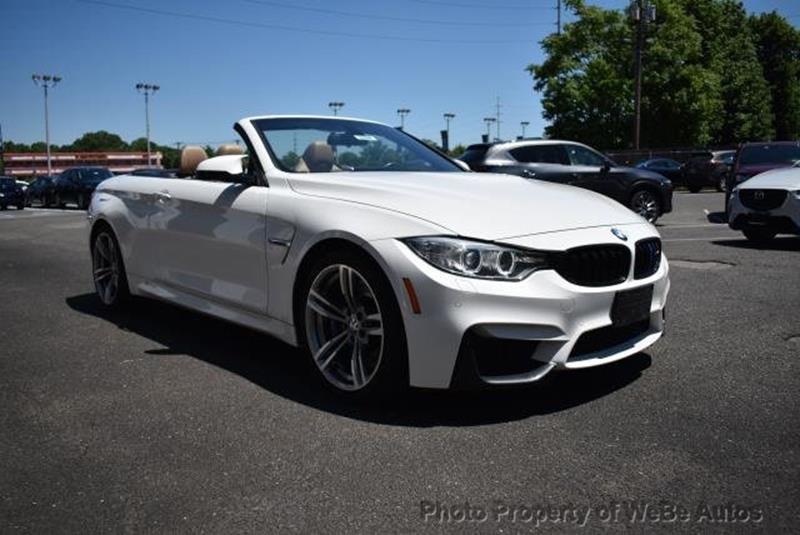 2016 BMW M4 12