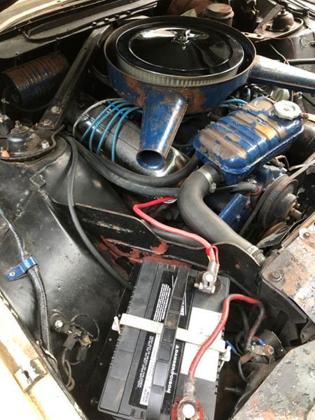 1966 Ford Thunderbird 50
