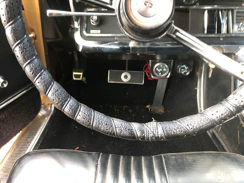 1966 Ford Thunderbird 46