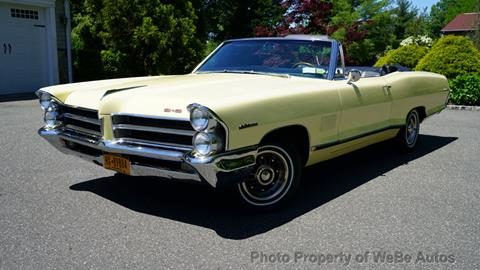 1965 Pontiac Catalina for sale in Calverton, NY