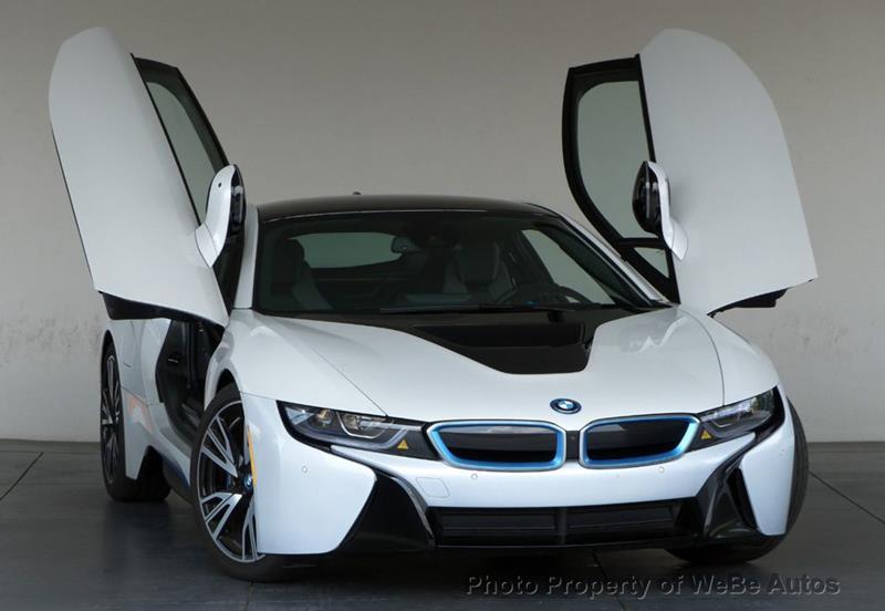 2016 BMW i8 2