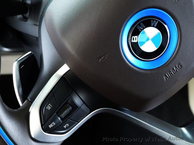 2016 BMW i8 20