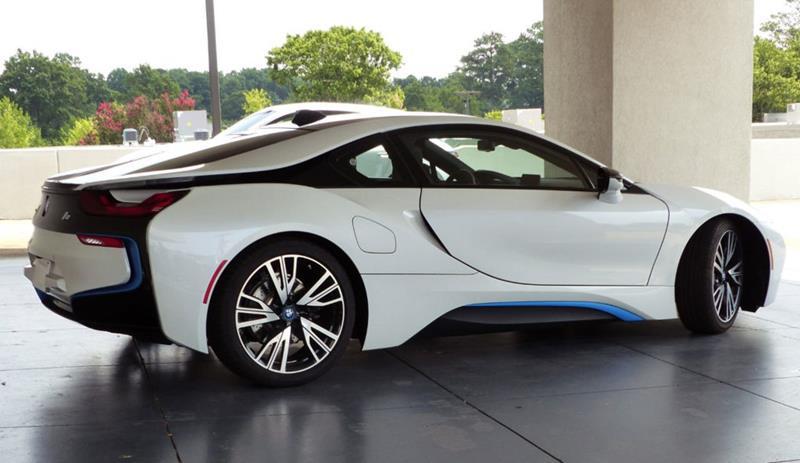 2016 BMW i8 1