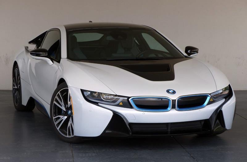 2016 BMW i8 5