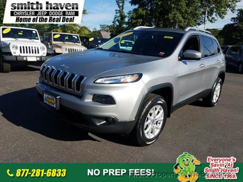 2014 Jeep Cherokee for sale in Calverton, NY