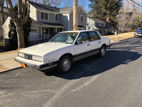 1987 Pontiac 6000 for sale in Calverton, NY