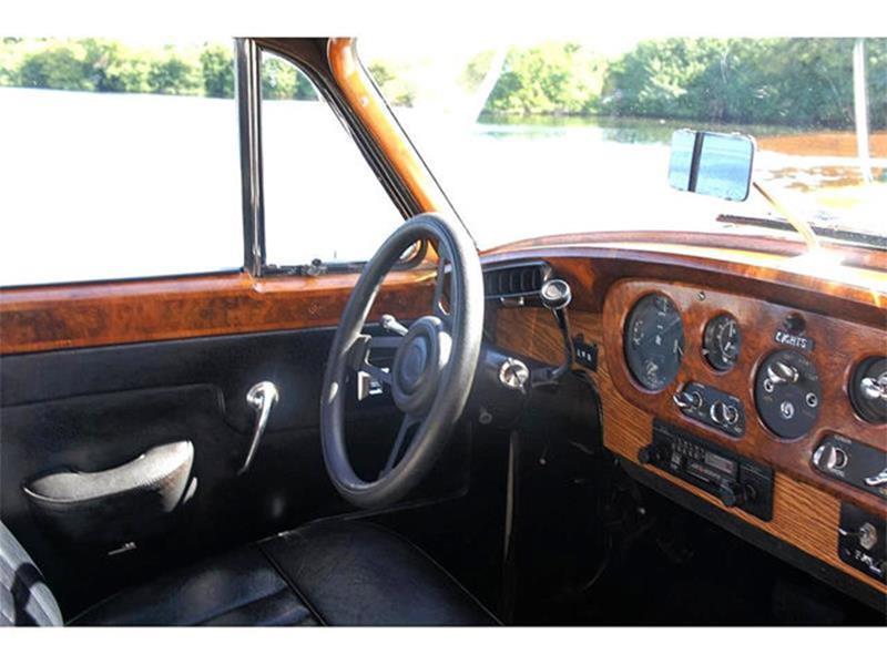1961 Rolls-Royce SILVER CLOUD II LIMOUSINE 11