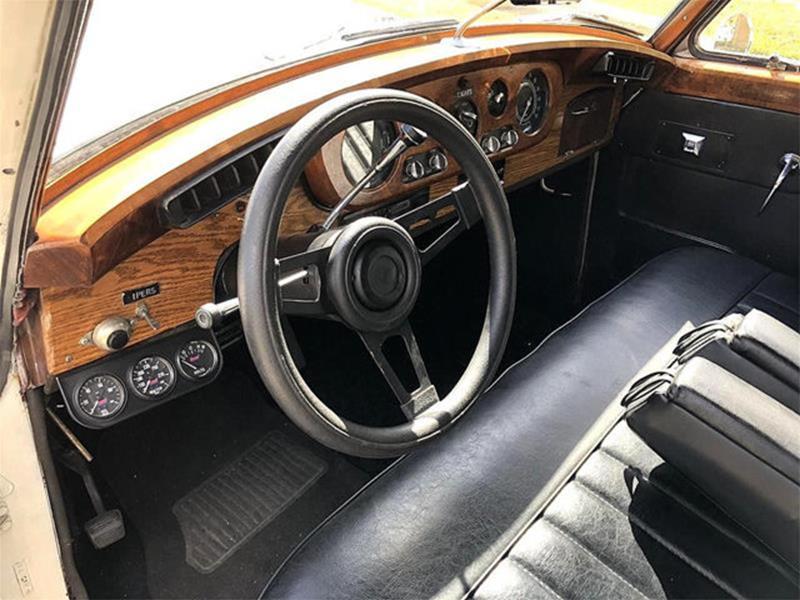 1961 Rolls-Royce SILVER CLOUD II LIMOUSINE 17