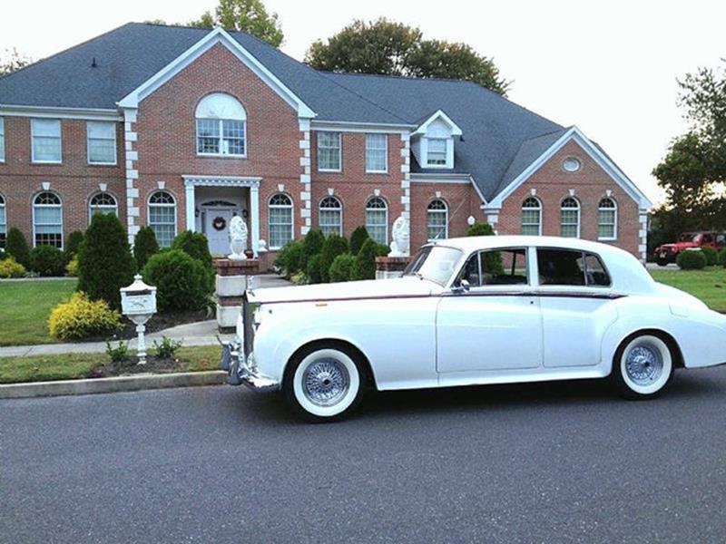 1961 Rolls-Royce SILVER CLOUD II LIMOUSINE 9