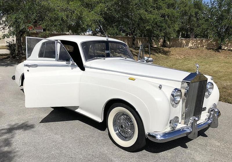 1961 Rolls-Royce SILVER CLOUD II LIMOUSINE 5