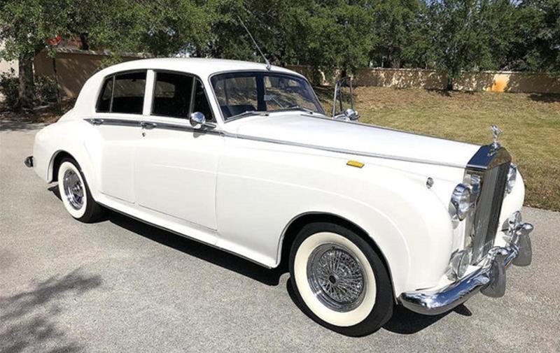 1961 Rolls-Royce SILVER CLOUD II LIMOUSINE 1