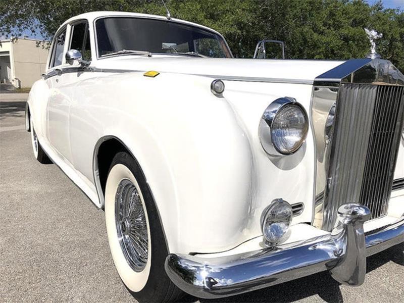 1961 Rolls-Royce SILVER CLOUD II LIMOUSINE 6
