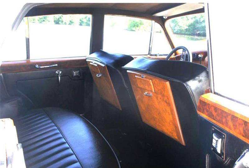 1961 Rolls-Royce SILVER CLOUD II LIMOUSINE 13